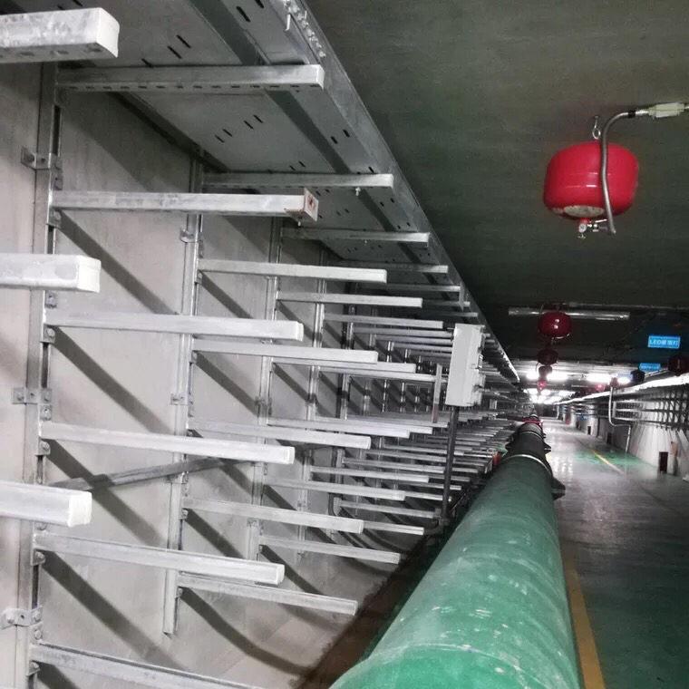 成都管廊抗震支架有什么样的特点呢?