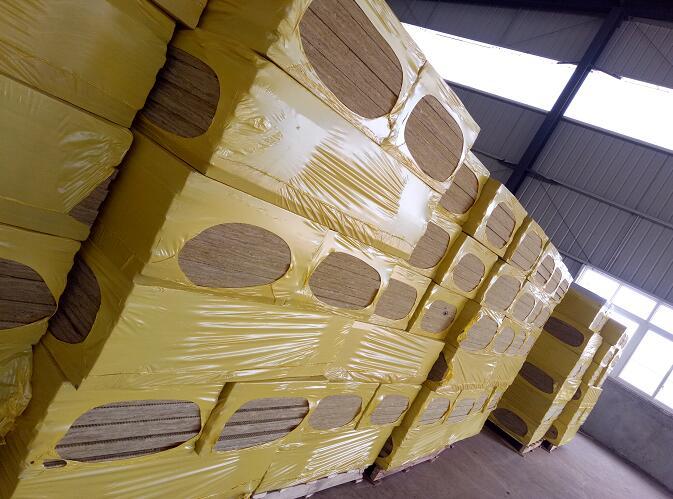 成都岩棉板厂区展示