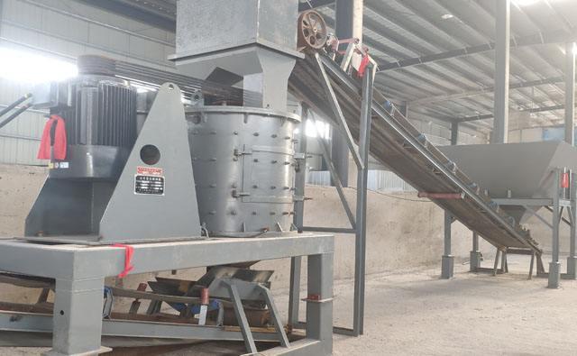 四川制砂机厂家浅谈砂石生产线步骤