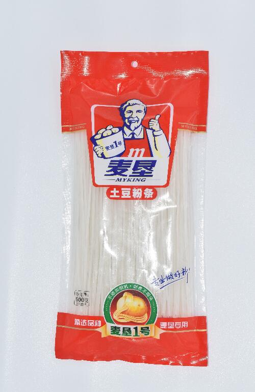 麦恳土豆粉条500g