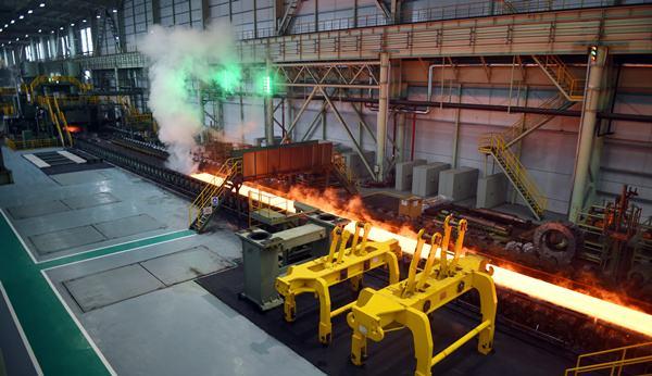包钢生产基地