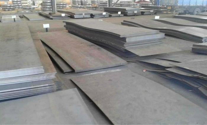 成都Q390B高强钢板