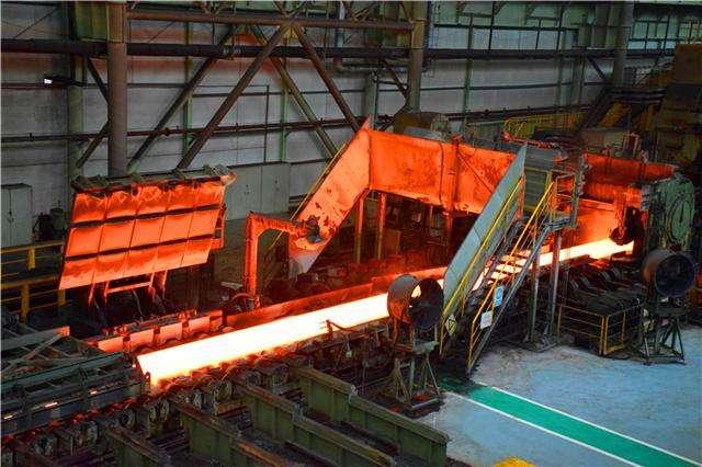 安钢生产基地