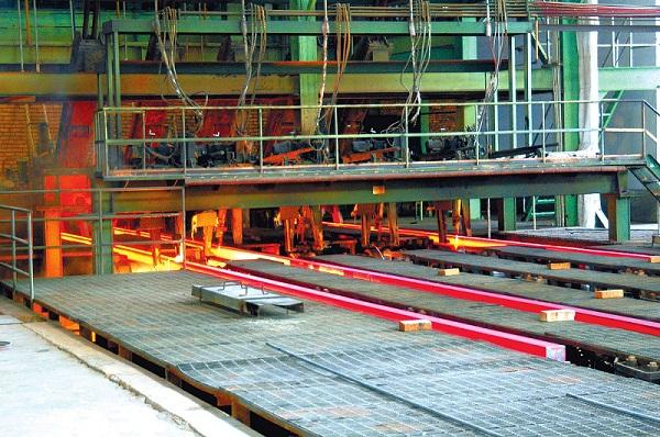 宝钢生产基地