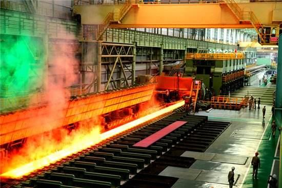 攀钢生产基地