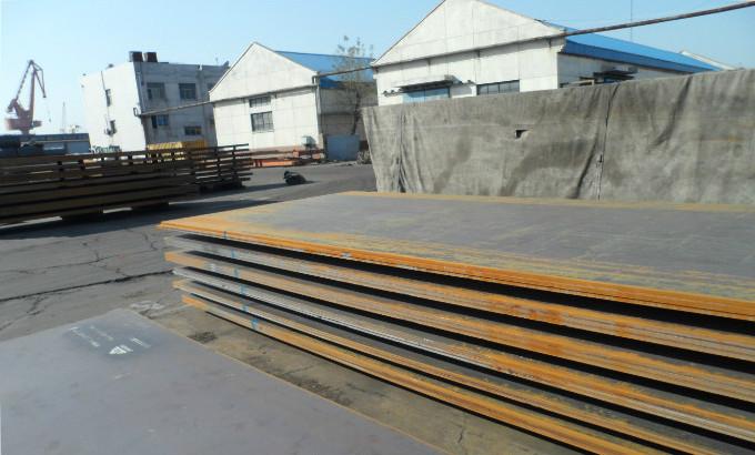 成都Q345qC桥梁钢板