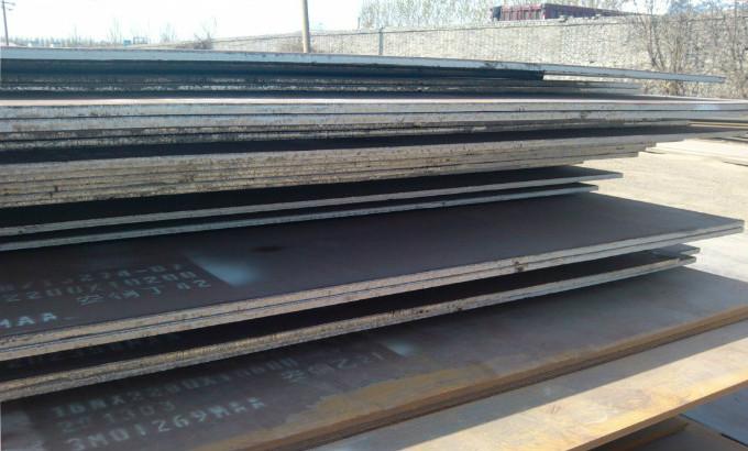 成都Q345qD橋梁鋼板