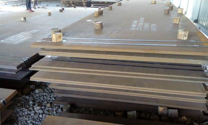 成都耐磨钢板-Mn13