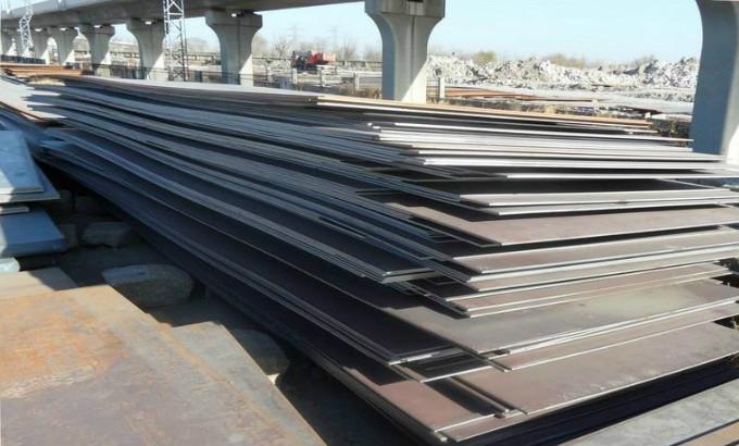 成都Q345qE桥梁钢板