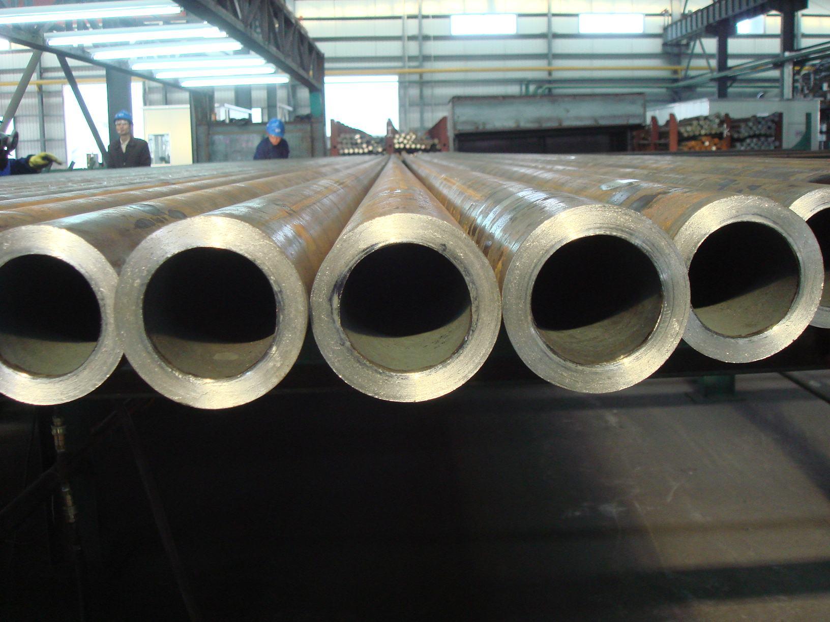 成都Q390厚壁钢管