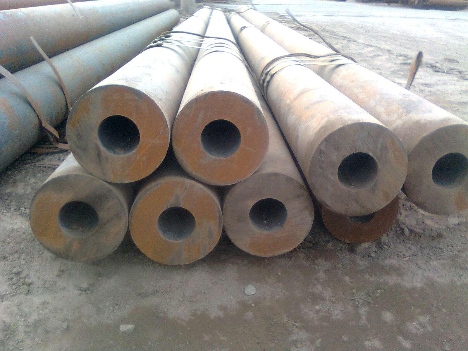 成都Q345厚壁钢管