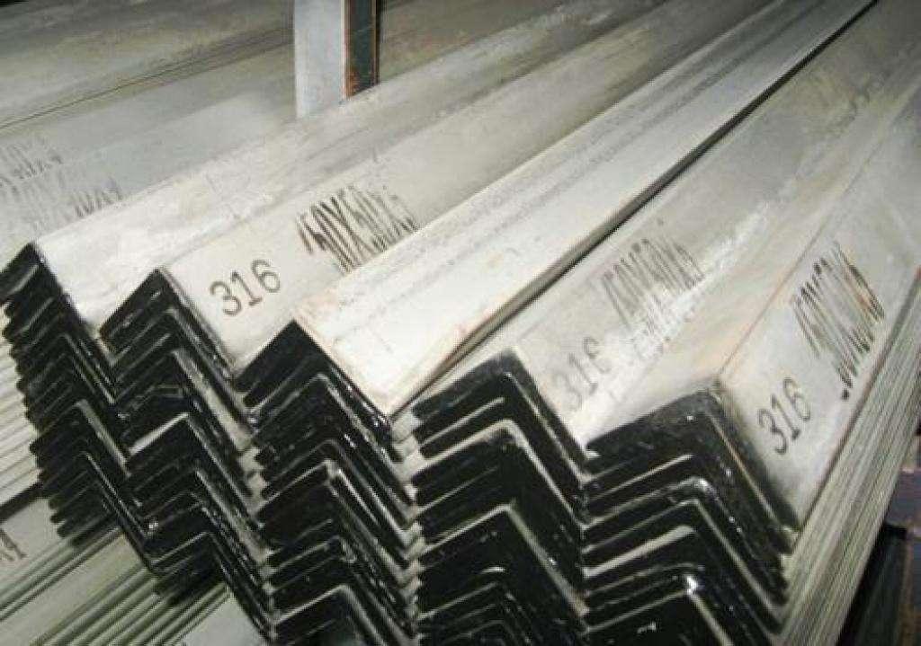 成都TP316L不锈钢角钢