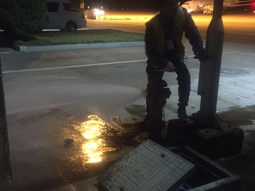 消防管道漏水檢測