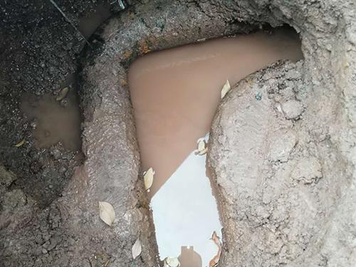 达州管道漏水检测施工