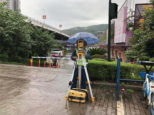 四川道路勘测工程案例