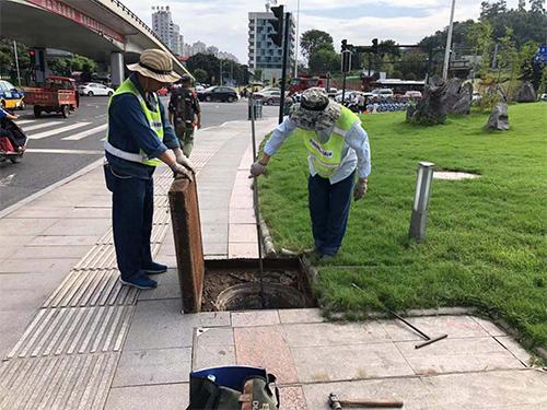 宜宾管线探测
