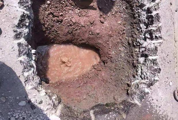 四川管道漏水检测工程