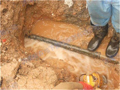 如何检测水管漏水位置