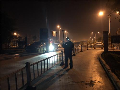 重庆市永川区供水管线探测