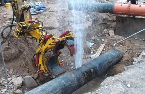 四川管道漏水检测