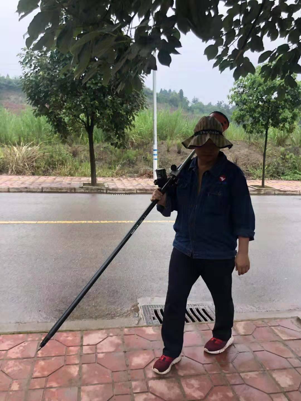 简阳空天产业功能区污雨水管网探测