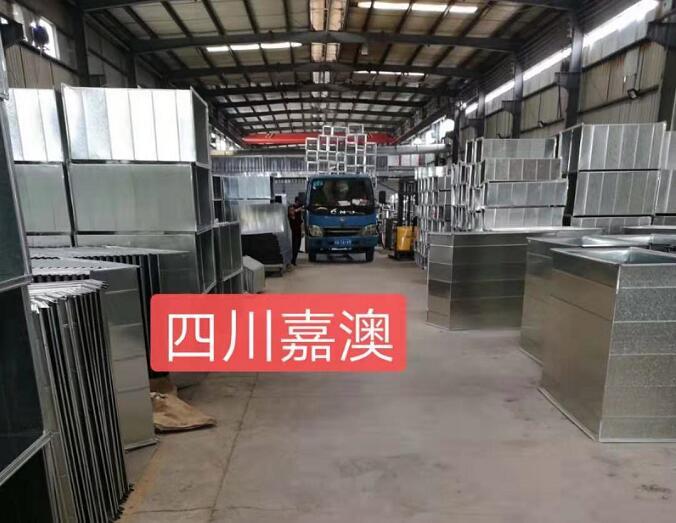 四川不锈钢风管厂区