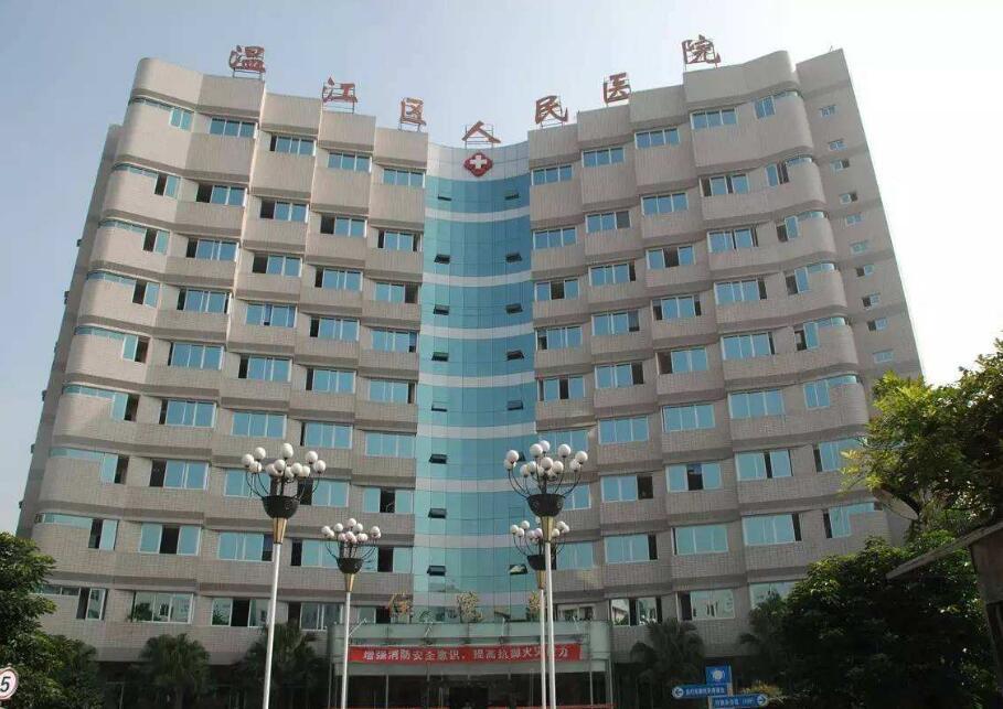 四川消防排烟管案例-温江三医院