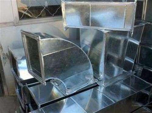 成都镀锌铁皮风管多厚才符合生产标准?