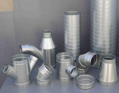 浅析安装四川螺旋风管的好处和优势