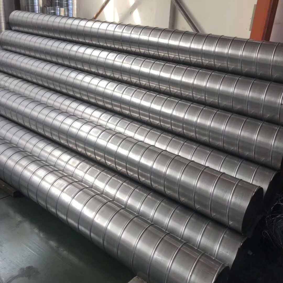 四川不锈钢风管在连接情况下,有哪几类方法?