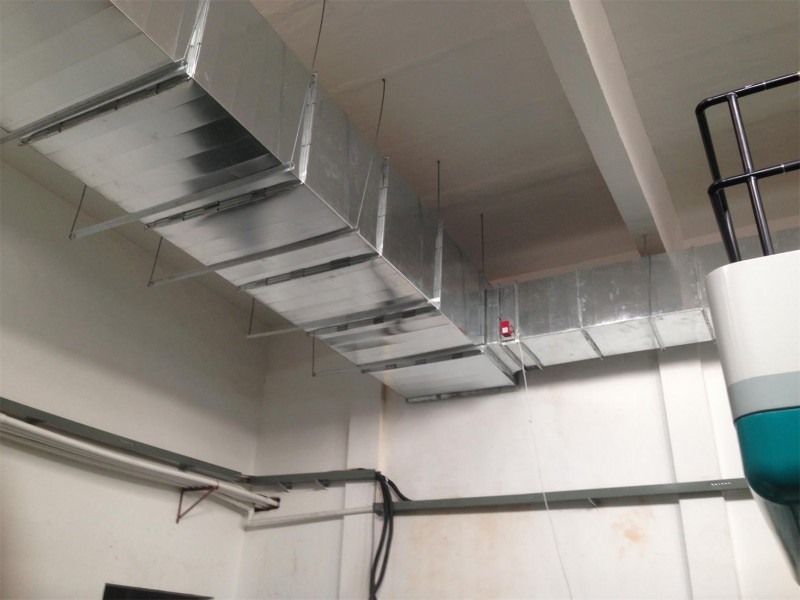 嘉澳环保为你介绍四川消防排烟管道安装规范