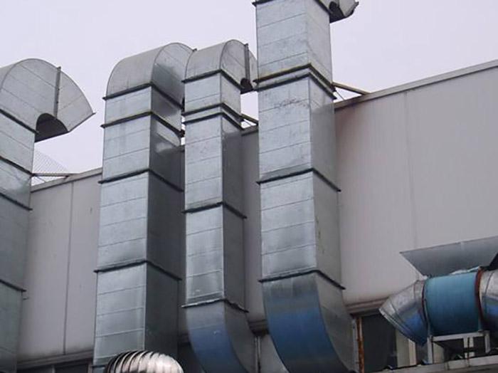 四川消防排烟管道的设置及耐火极限说明