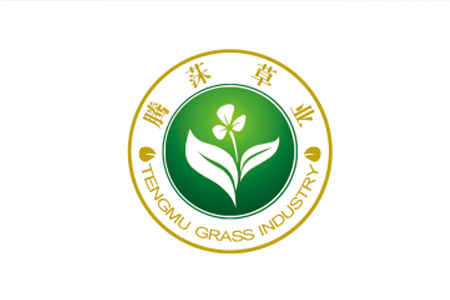 腾莯草业VI设计案例