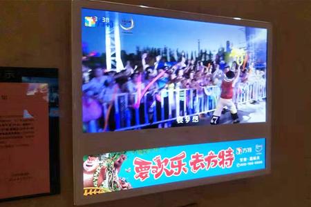 液晶电视广告投放案例