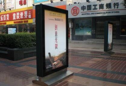 灯箱广告制作完成后的保养与维护的注意事项