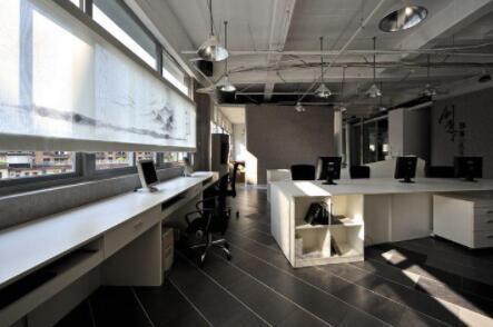 广告公司室内环境