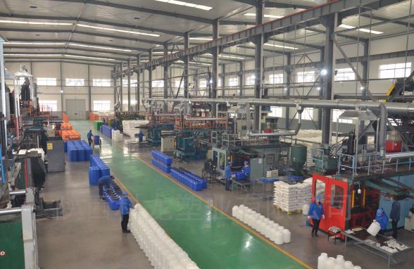 陜西塑料桶生產