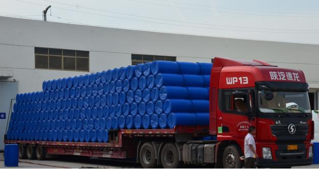 供延长油田危险品包装用塑料桶