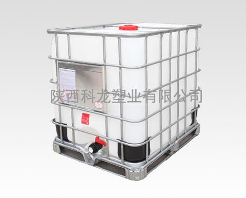 陜西塑料桶廠家:復合式中型散裝容器-IBC集裝桶