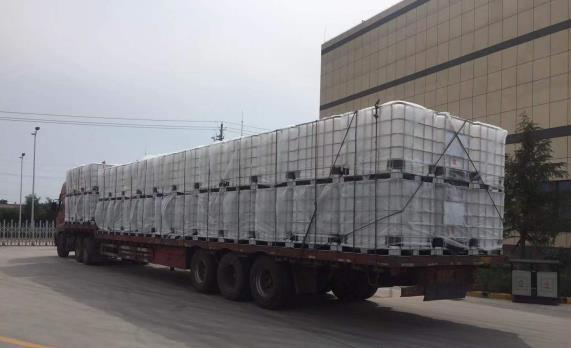 水處理劑包裝用IBC集裝桶