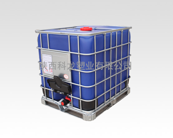 避光型IBC集装桶(蓝)