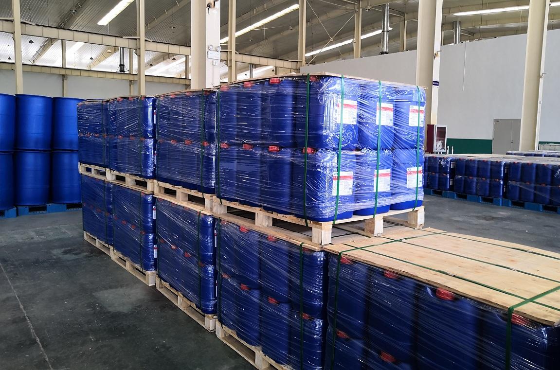 食品设备清洗剂用25L包装桶