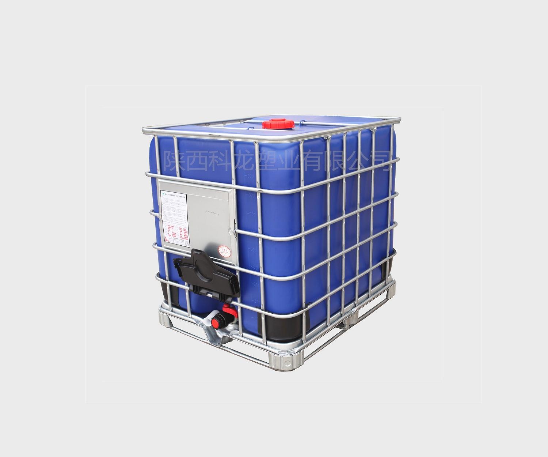 雙層IBC集裝桶(藍)