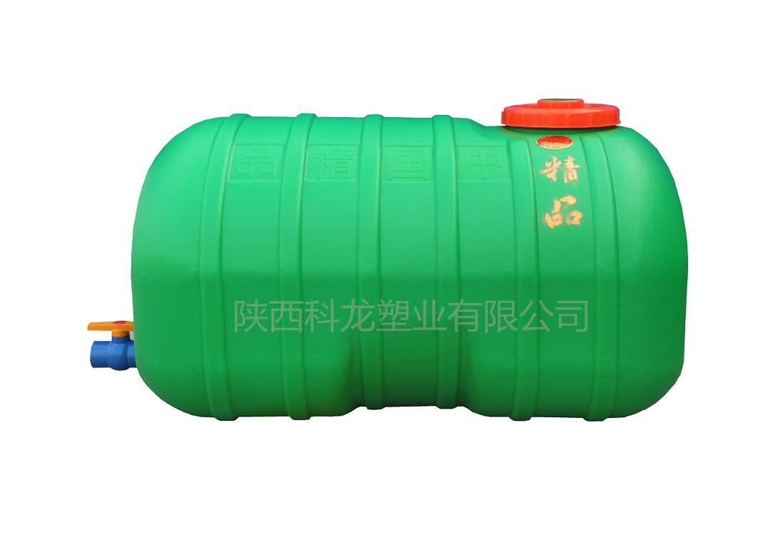 500L双层卧式罐