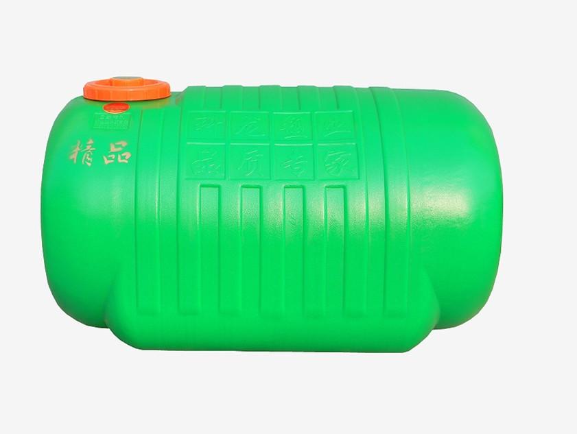 800L双层卧式罐
