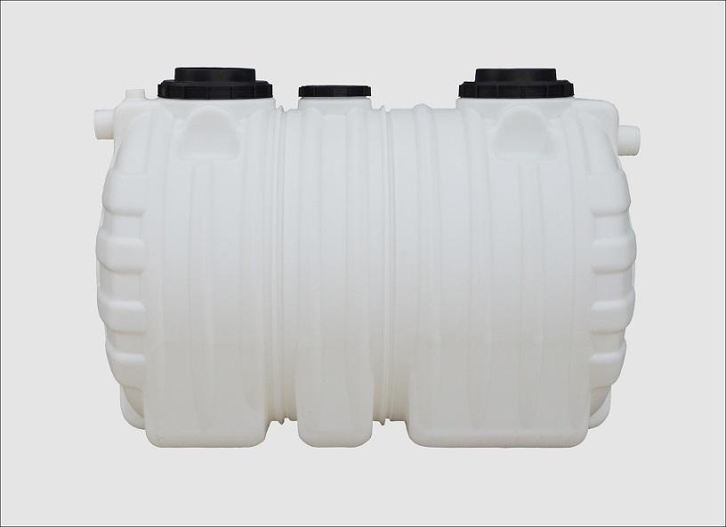 2.0m3整體式三格環保化糞池