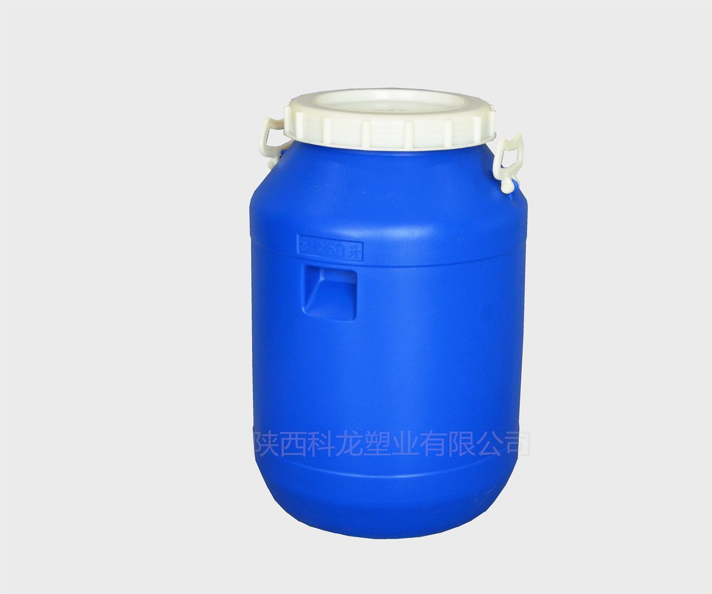 50LB(蓝)塑料桶