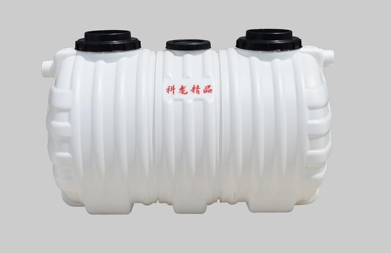 1.5m3PE整体式三格环保化粪池