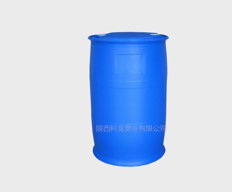 """200LA雙""""L""""環高面桶(藍)"""