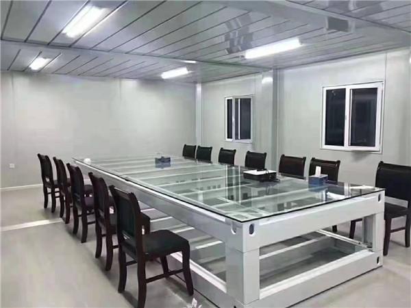 陕西商用集装箱房工程
